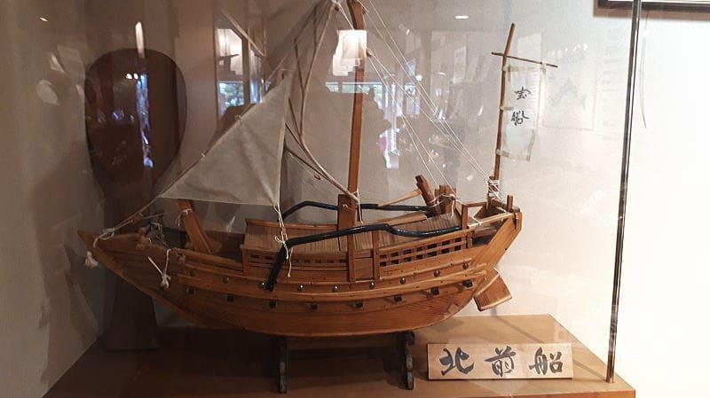 堺 北前船