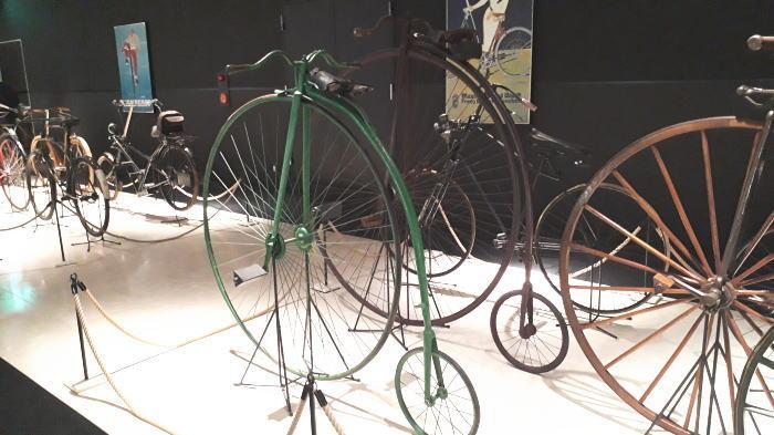 堺の自転車博物館