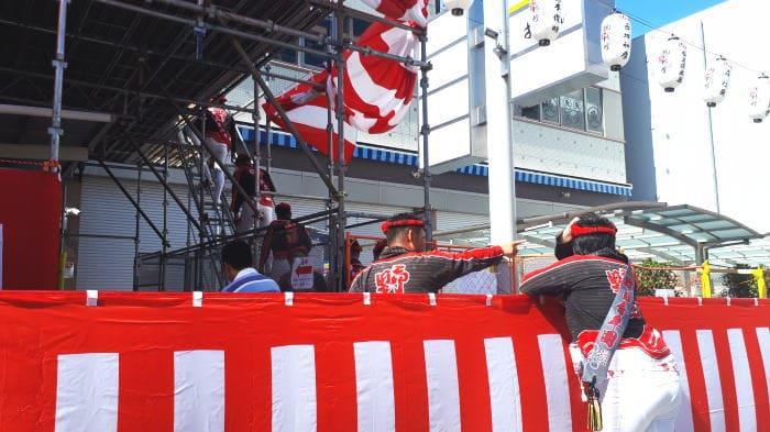 堺 だんじり祭り